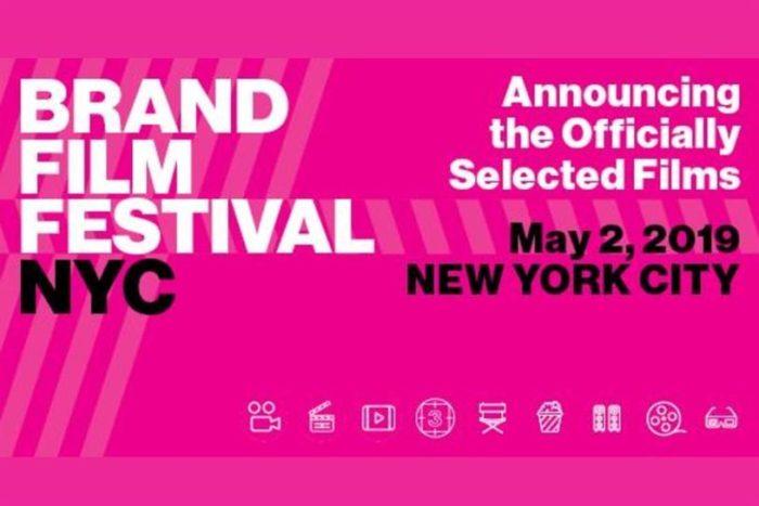 Brand Film Festival poster