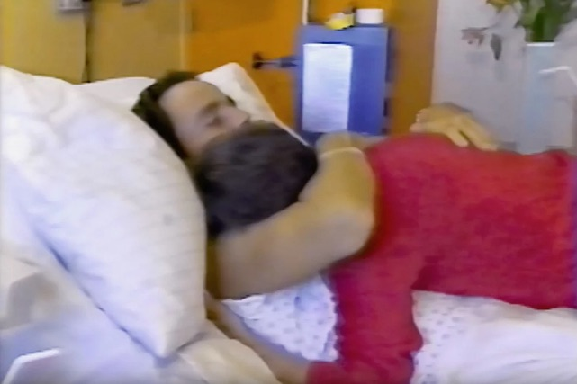 From AIDS ward at San Francisco General Hospital in documentary, 5B, directed by Dan Krauss and produced by Saville Productions